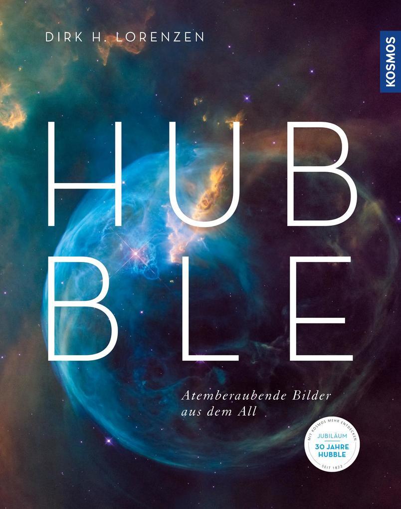 Hubble als Buch (gebunden)