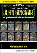 John Sinclair Großband 10 - Horror-Serie