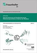 Operationalisierung und Charakterisierung der Flächeninanspruchnahme im Rahmen der Ökobilanz.
