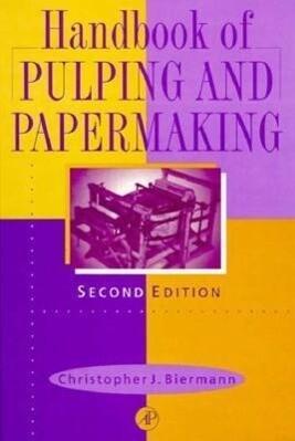 Handbook of Pulping and Papermaking als Buch (gebunden)