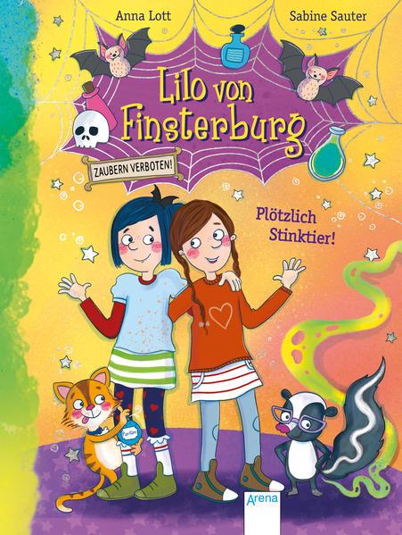 Lilo von Finsterburg - Zaubern verboten! (2) Plötzlich Stinktier! als Buch (gebunden)
