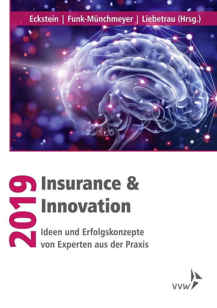 Insurance & Innovation 2019 als eBook pdf