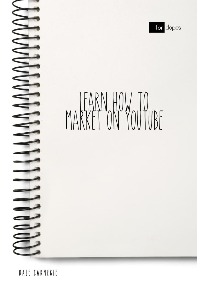 Learn How to Market on YouTube als eBook epub
