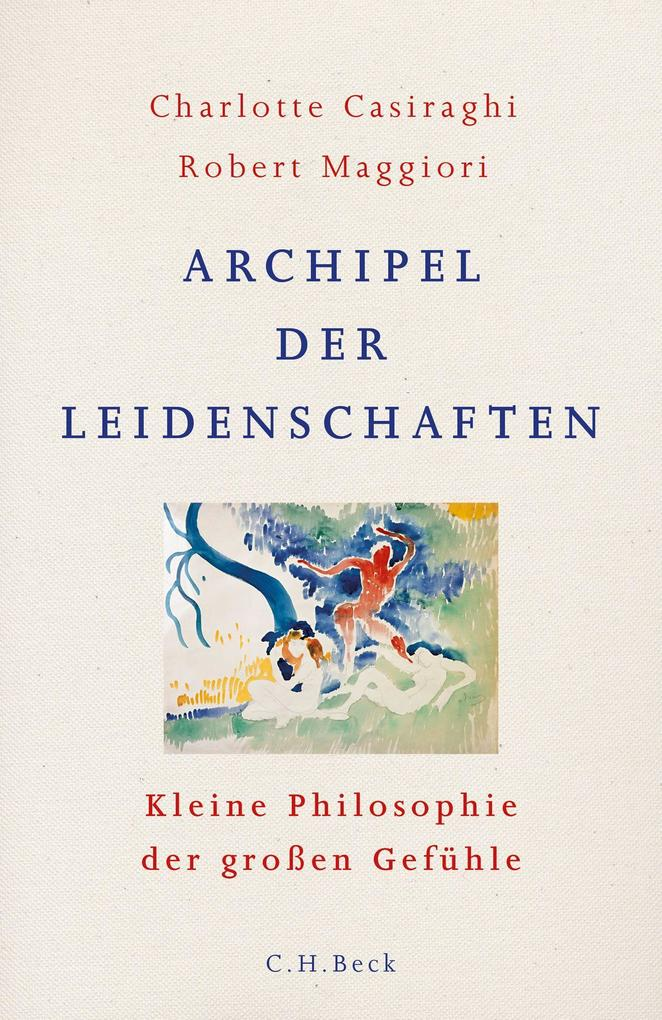Archipel der Leidenschaften als Buch (gebunden)