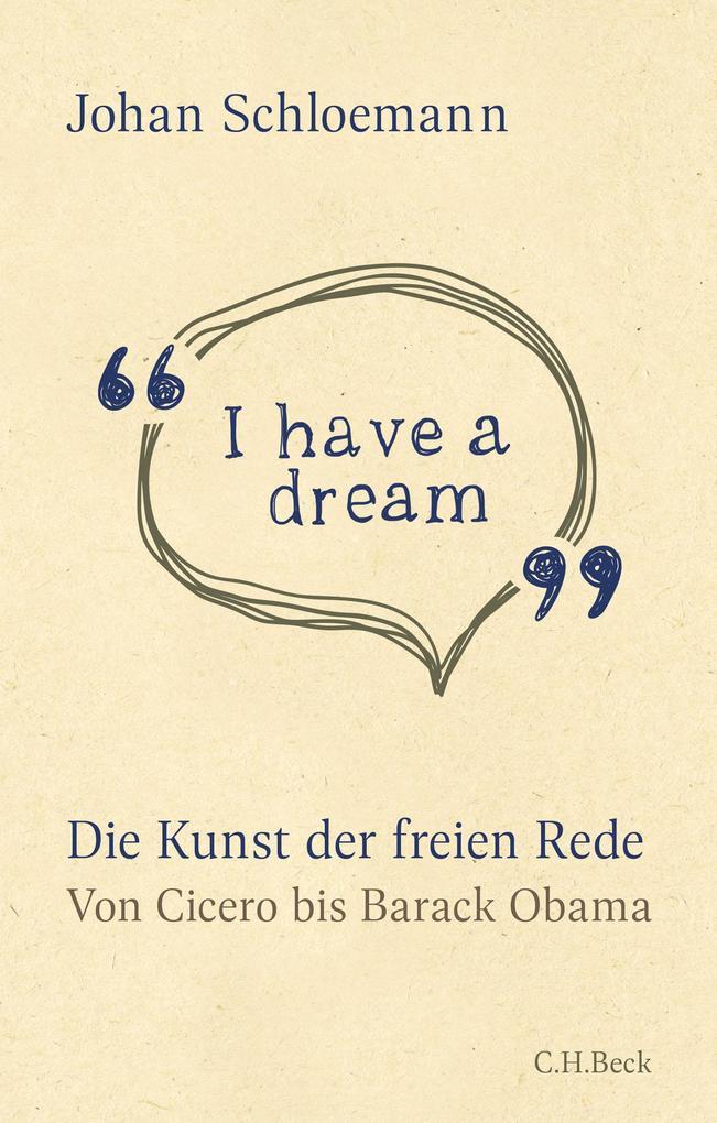 'I have a dream' als Buch (gebunden)