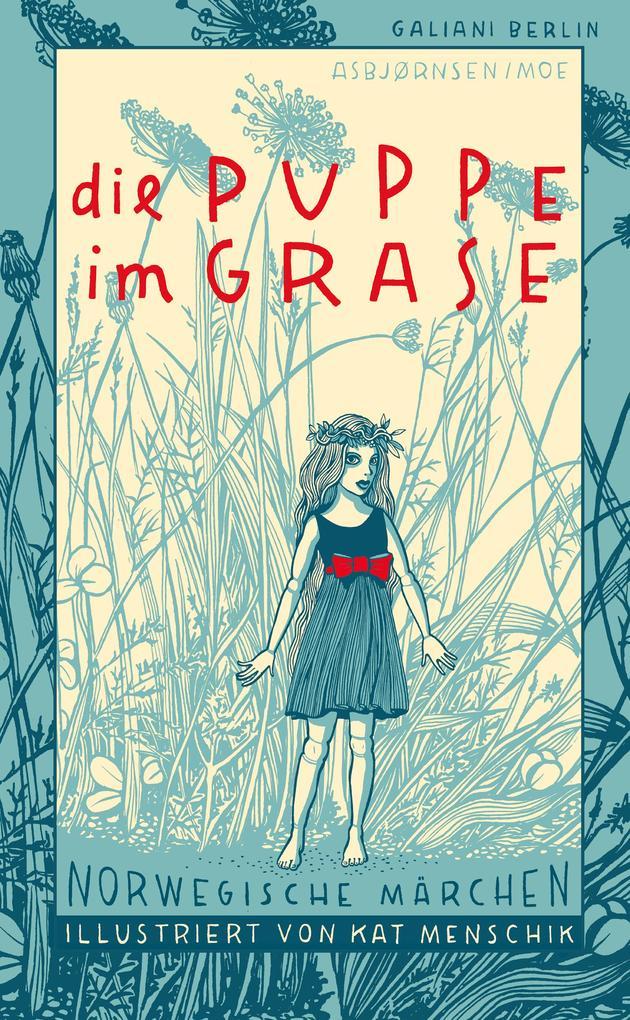 Die Puppe im Grase als Buch (gebunden)