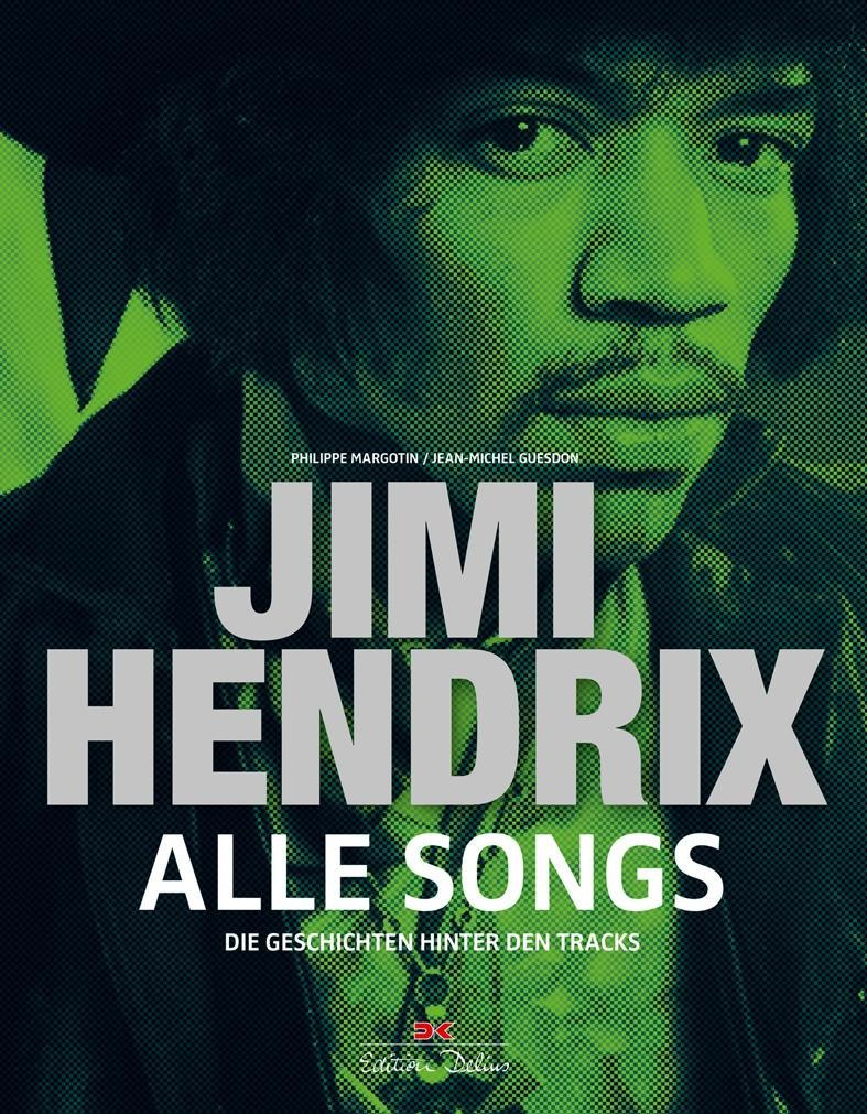 Jimi Hendrix - Alle Songs als Buch (gebunden)