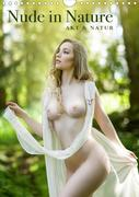 Nude in Nature - Akt und Natur (Wandkalender 2020 DIN A4 hoch)