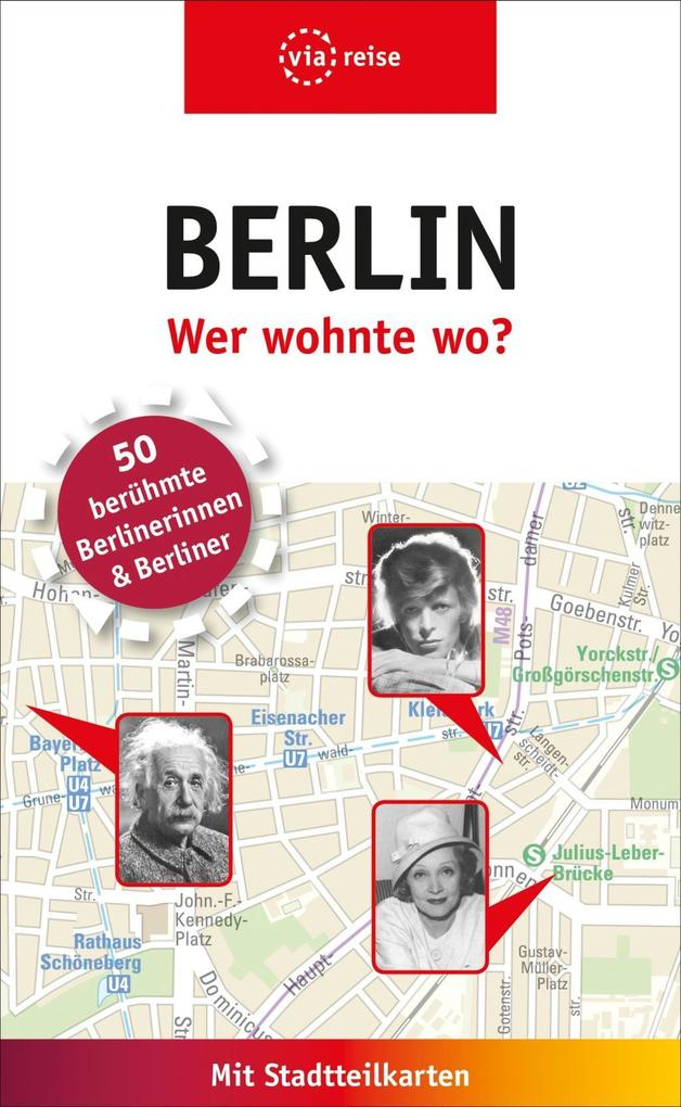 Berlin - Wer wohnte wo? als Buch (kartoniert)