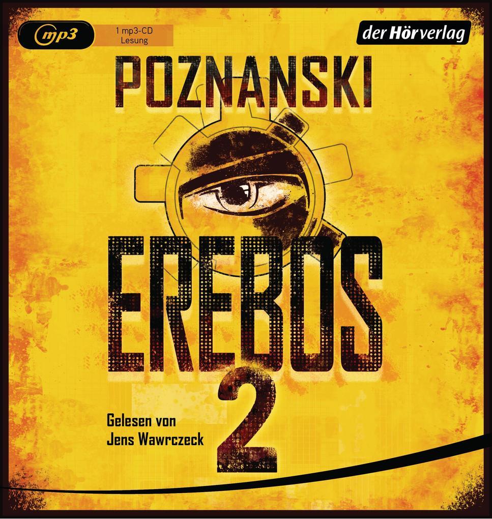 Erebos 2 als Hörbuch CD