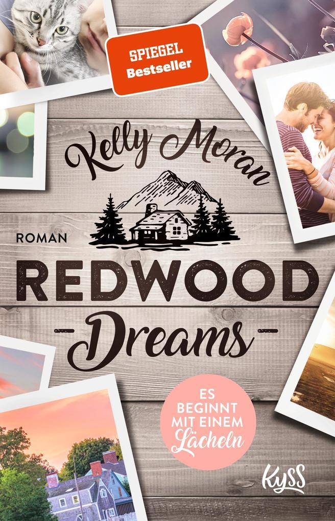 Redwood Dreams - Es beginnt mit einem Lächeln als Taschenbuch