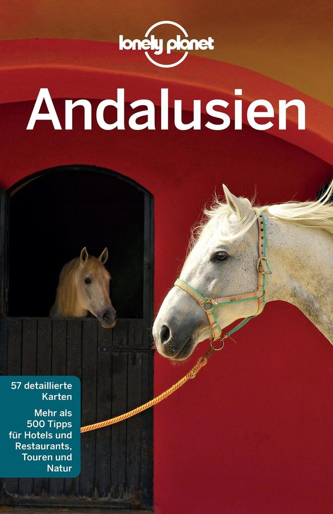 Lonely Planet Reiseführer Andalusien als eBook epub