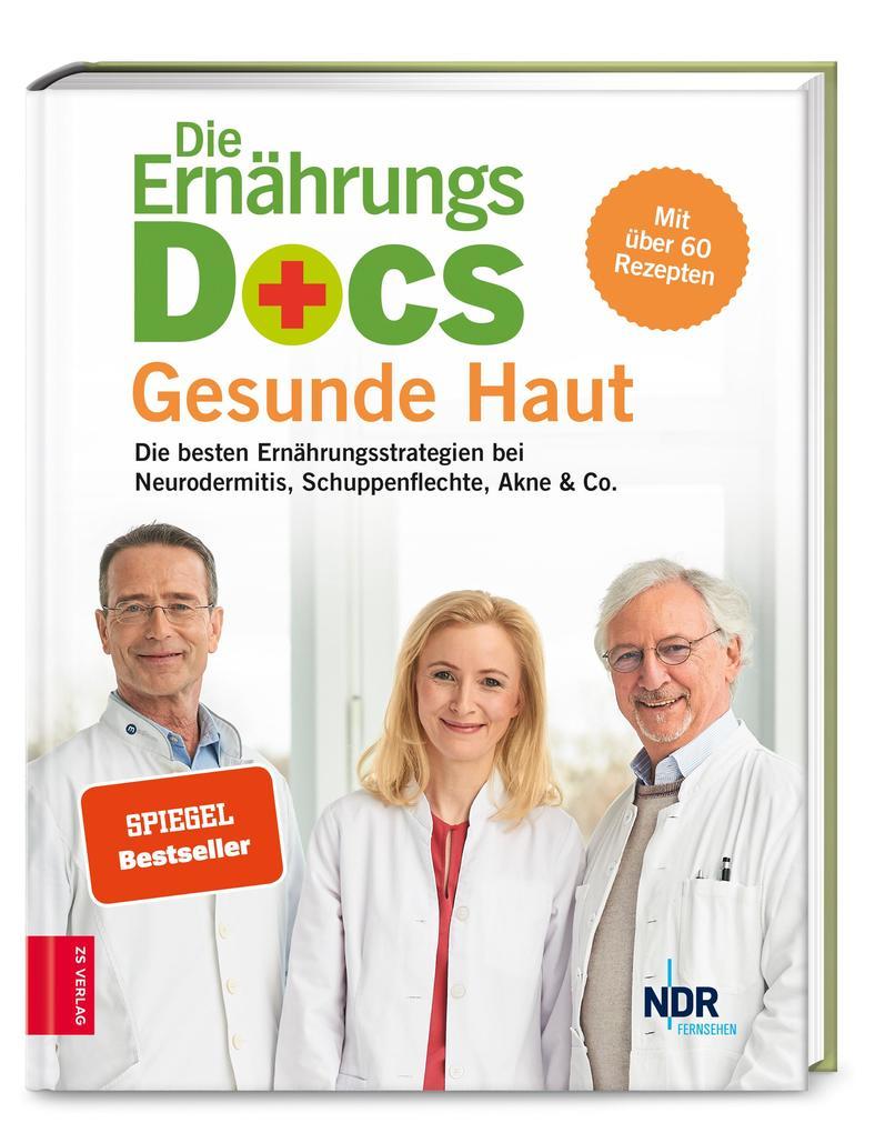 Die Ernährungs-Docs - Gesunde Haut als Buch (gebunden)