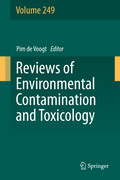Reviews of Environmental Contamination and Toxicology Volume 249