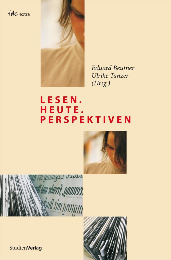 lesen.heute.perspektiven als eBook epub