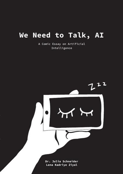 We Need to Talk, AI als Buch (kartoniert)