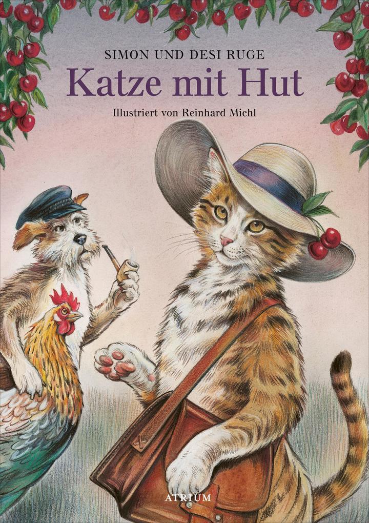 Katze mit Hut als eBook epub