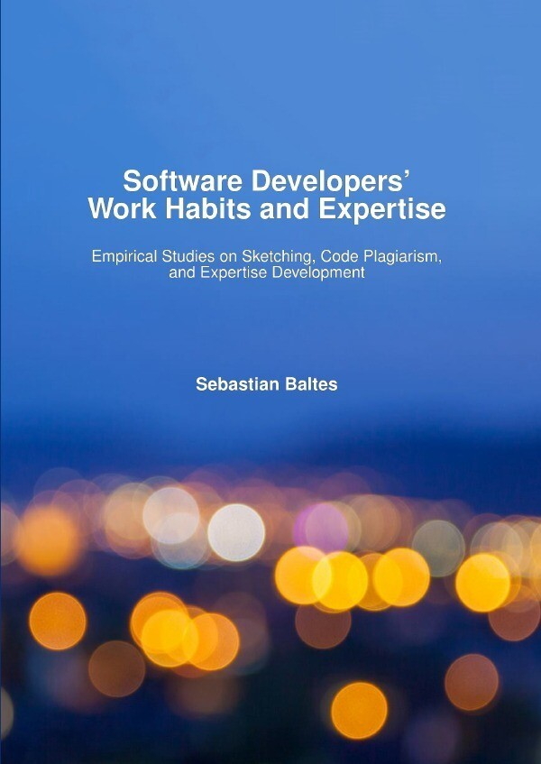 Software Developers' Work Habits and Expertise als Buch (kartoniert)