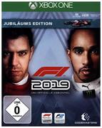 F1 2019 Jubiläums Edition (XBox ONE)