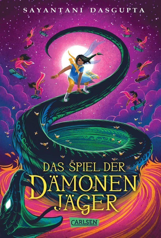 Das Spiel der Dämonenjäger (Kiranmalas Abenteuer 2) als Buch (gebunden)