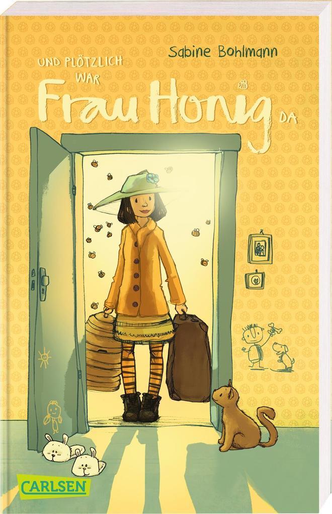 Und plötzlich war Frau Honig da als Taschenbuch