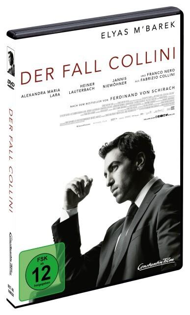 Der Fall Collini als DVD