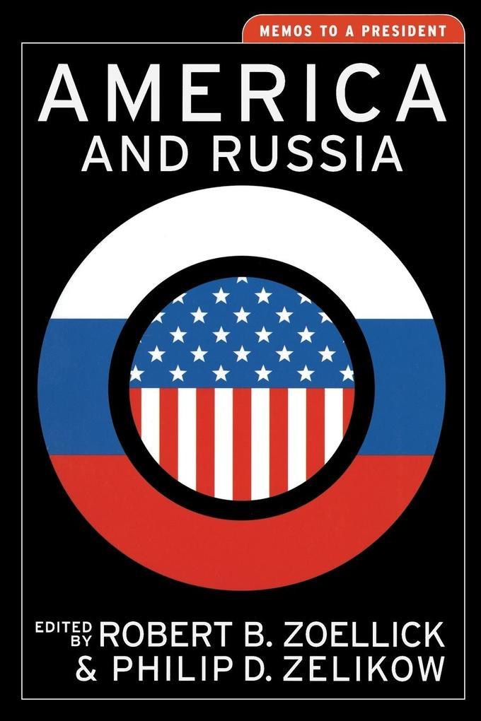 America and Russia als Taschenbuch