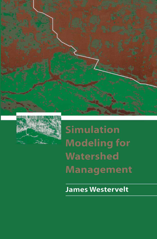 Simulation Modeling for Watershed Management als Buch (gebunden)