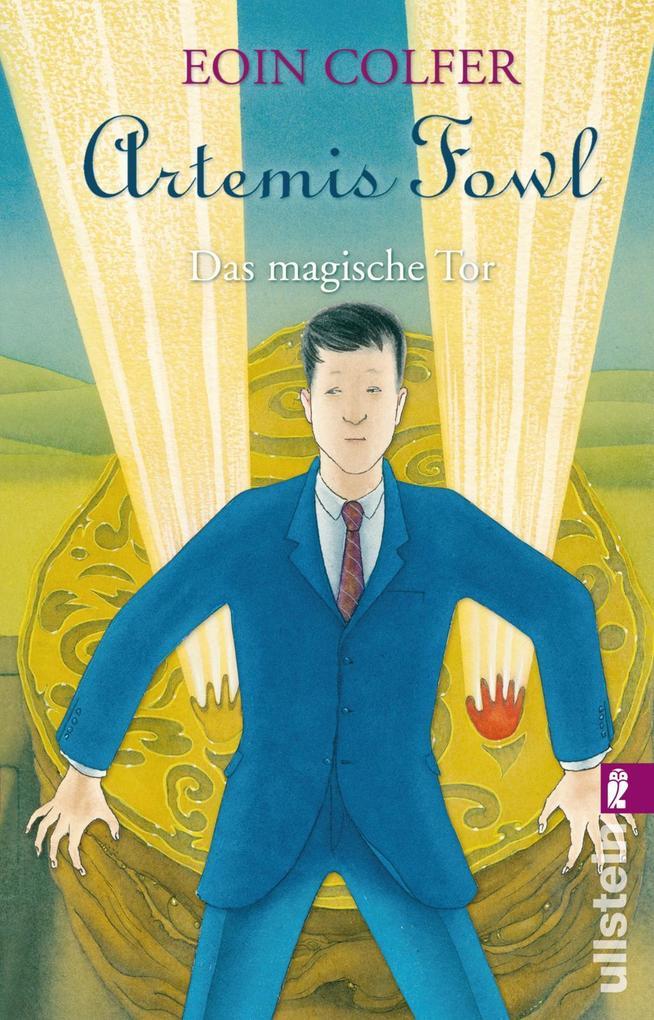 Artemis Fowl. Das magische Tor als Taschenbuch