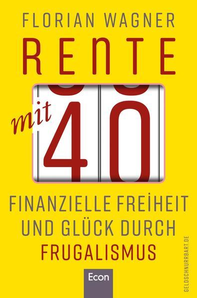Rente mit 40 als Buch (kartoniert)