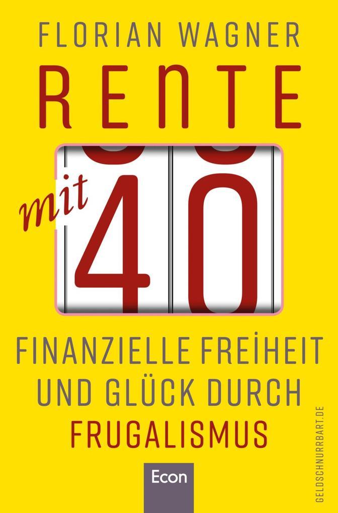 Rente mit 40 als eBook