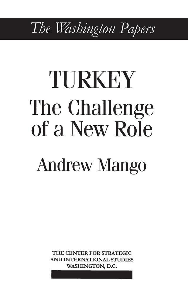 Turkey als Buch (gebunden)
