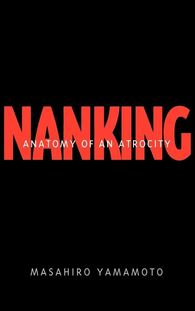 Nanking als Buch (gebunden)