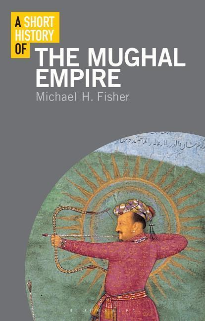 A Short History of the Mughal Empire als Buch (kartoniert)