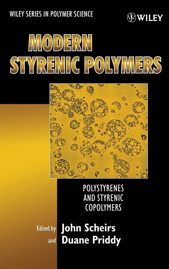 Modern Styrenic Polymers als Buch (gebunden)