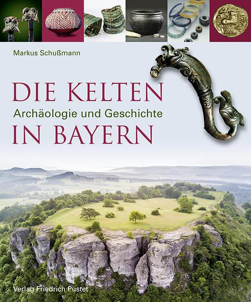 Die Kelten in Bayern als Buch (gebunden)
