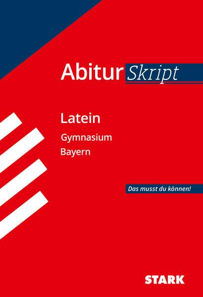 STARK AbiturSkript - Latein - Bayern als Buch (kartoniert)