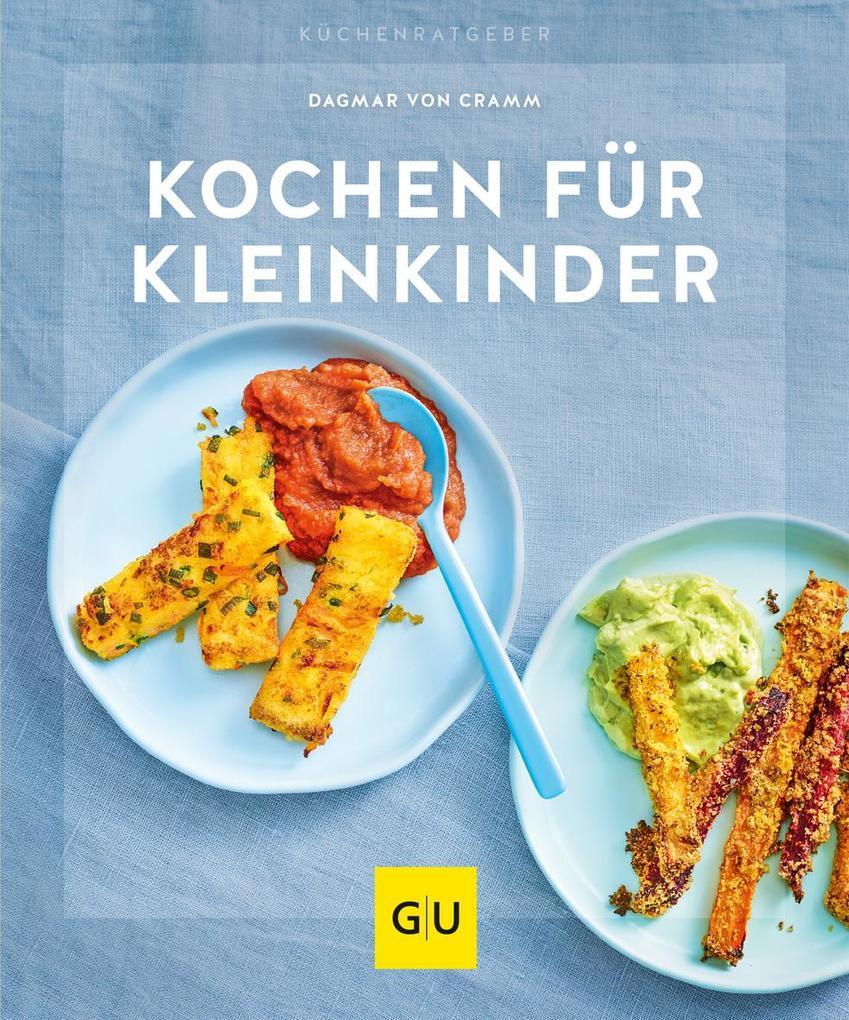 Kochen für Kleinkinder als Buch (kartoniert)
