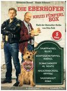 Die Eberhofer- Kruzifünferl Box