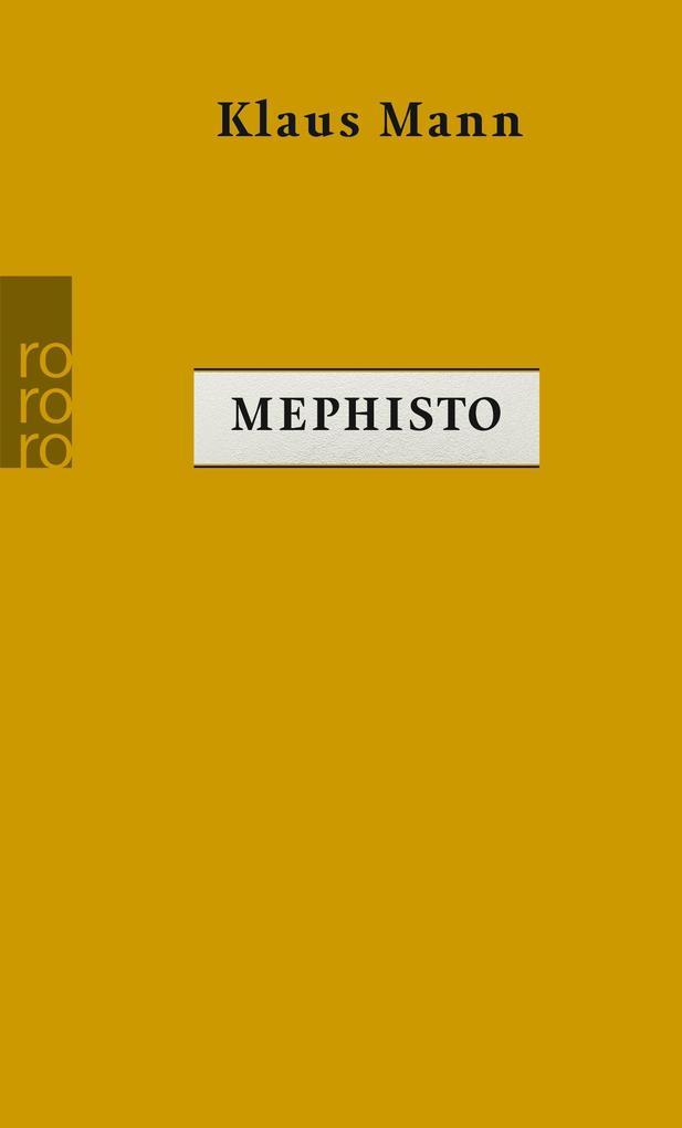 Mephisto als Taschenbuch