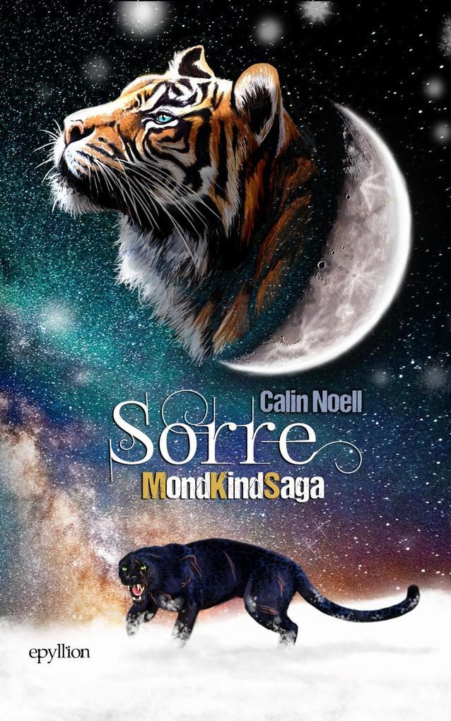 MondKindSaga - Sorre als Buch (kartoniert)