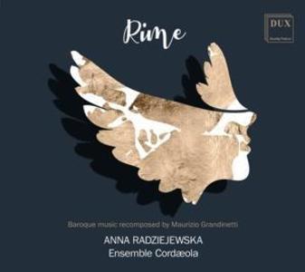 RIME-Baroque Music,recomposed by M.Grandinetti als CD