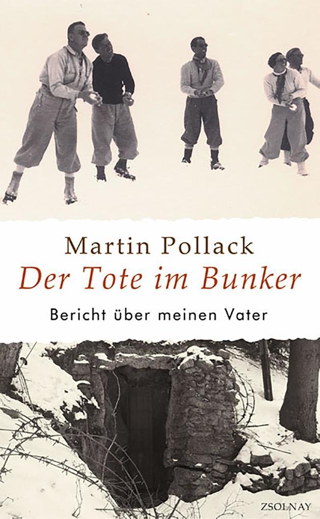 Der Tote im Bunker als eBook