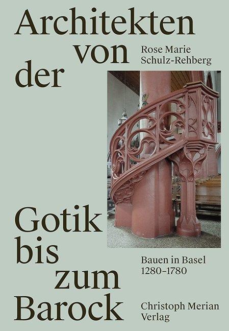 Architekten von der Gotik bis zum Barock als Buch (gebunden)