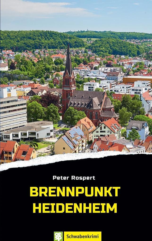 Serienmord in Heidenheim als Buch (kartoniert)