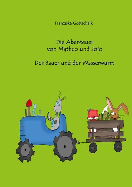 Die Abenteuer von Matheo und Jojo als Buch (kartoniert)