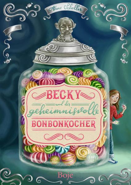 Becky und der geheimnisvolle Bonbonkocher als Mängelexemplar