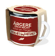 Kaffee Mord, Horror Tasse 300 ml, Weiß | Horror | Tassen