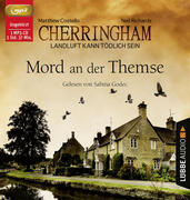 Cherringham - Mord an der Themse, 1 MP3-CD
