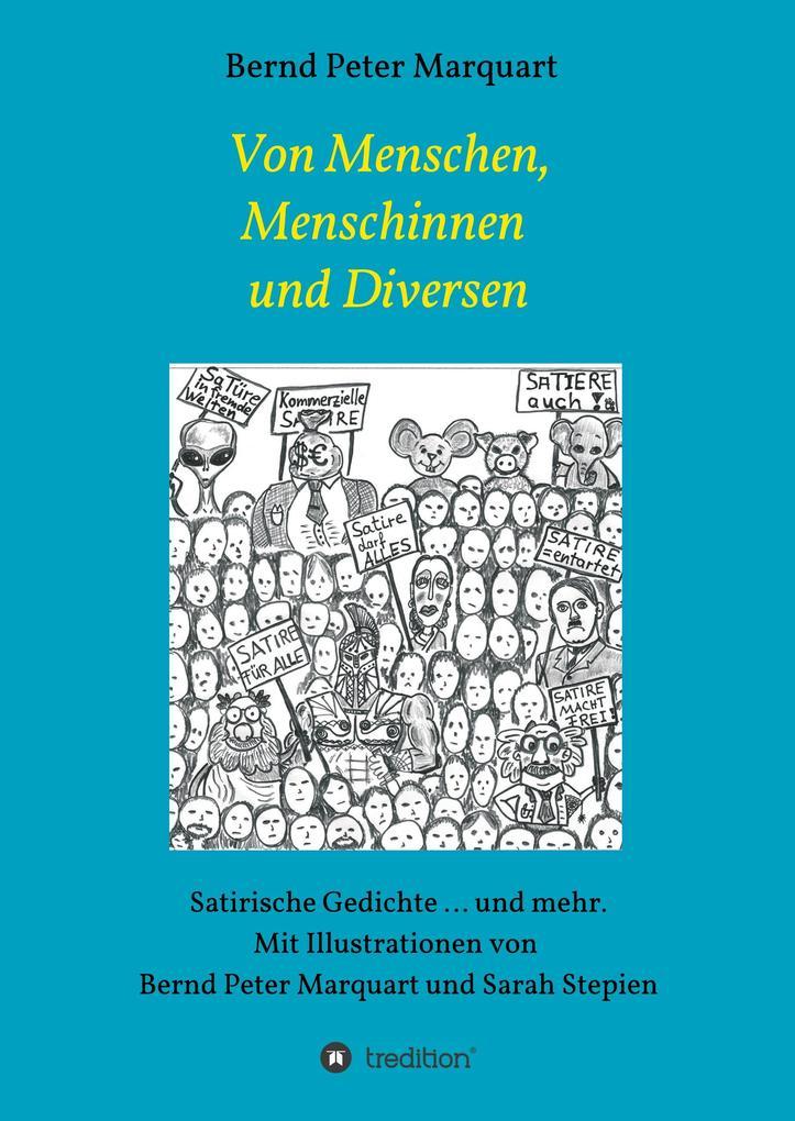 Von Menschen, Menschinnen und Diversen als Buch (gebunden)